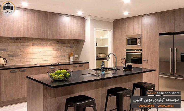 دکوراسیون آشپزخانه جدید مدرن