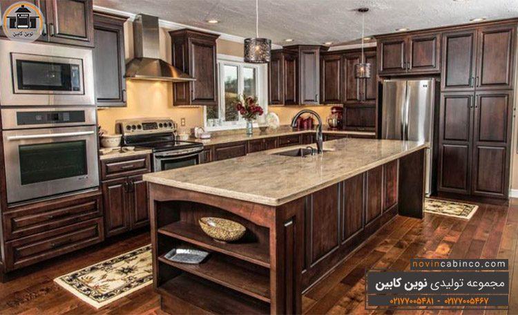 جدیدترین دکوراسیون آشپزخانه وکیوم