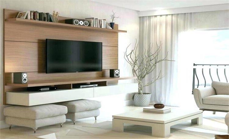 میز تلوزیون دیواری جدید
