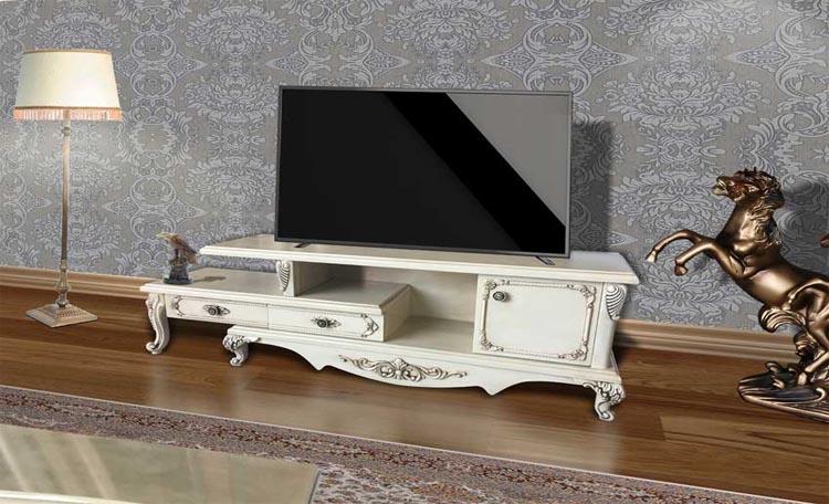 میز تلوزیون زمینی جدید