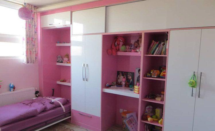 کمد دیواری اتاق کودک