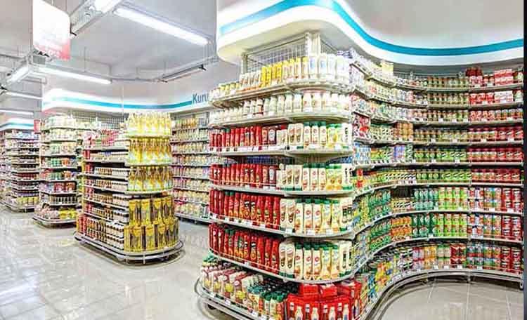 دکوراسیون موادغذایی