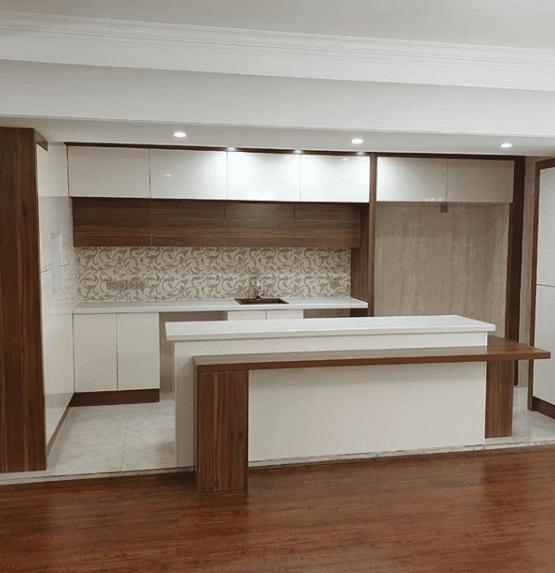 عکس آشپزخانه مطبخ دار