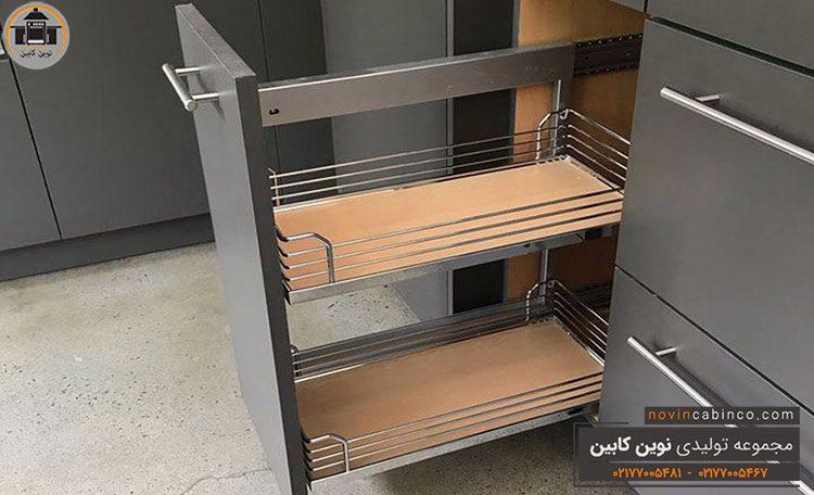 اکسسوری کابینت آشپزخانه مدرن