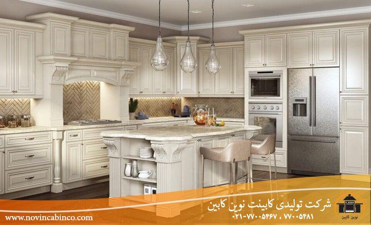 معرفی انواع مدل کابینت آشپزخانه