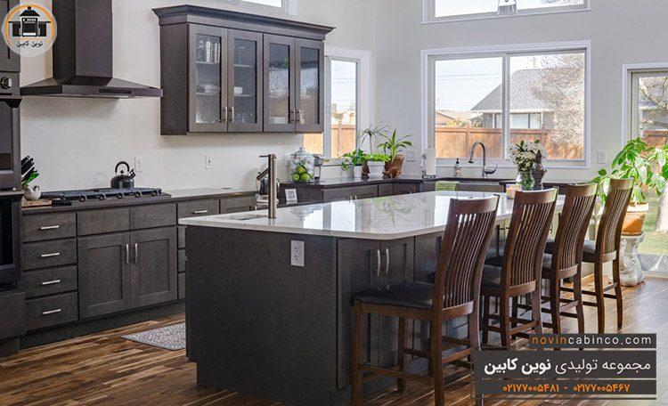 قیمت جدیدترین مدل کابینت آشپزخانه