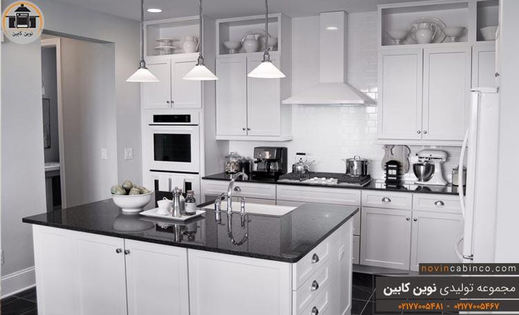 جدیدترین مدل کابینت آشپزخانه کوچک ۲۰۲۱