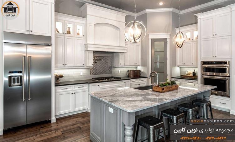 جدیدترین مدل کابینت آشپزخانه ۲۰۲۰