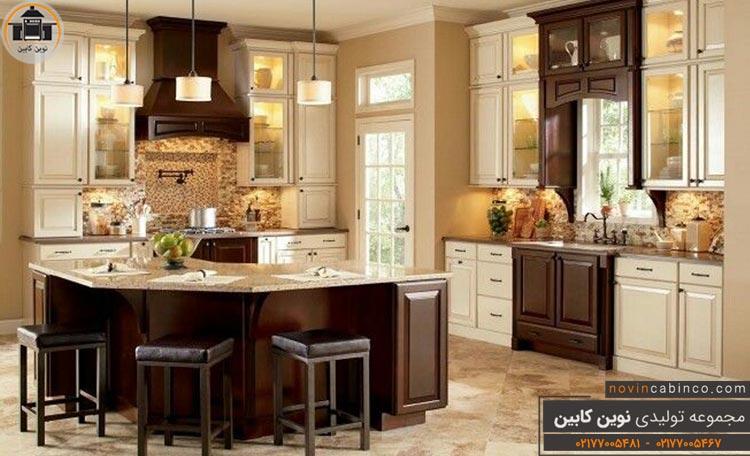 جدیدترین مدل کابینت آشپزخانه ۲۰۲۱