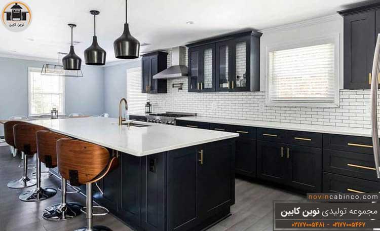 جدیدترین مدل کابینت آشپزخانه مدرن ۲۰۲۰
