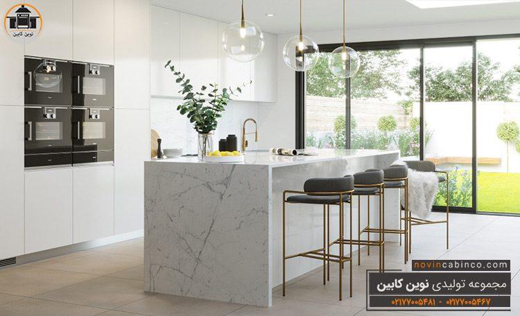 جدیدترین مدل طرح کابینت آشپزخانه مدرن