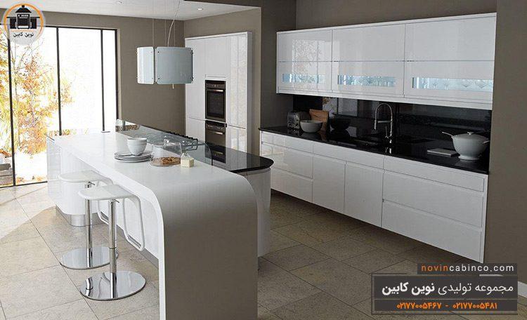 جدیدترین مدل و طرح کابینت آشپزخانه