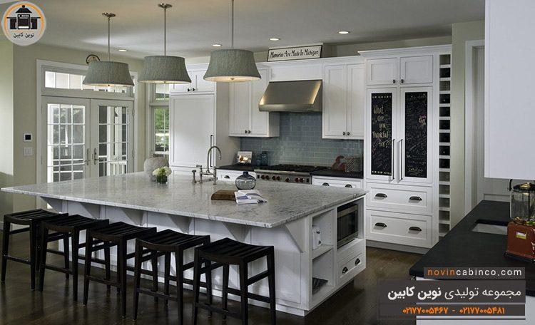 جدیدترین مدل کابینت آشپزخانه کلاسیک