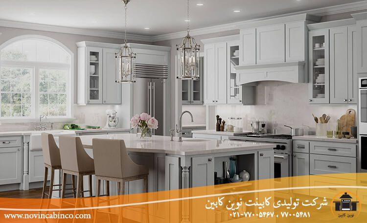 کابینت آشپزخانه نئوکلاسیک چیست