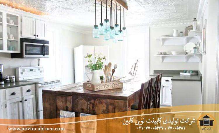 آشپزخانه رویایی سنتی