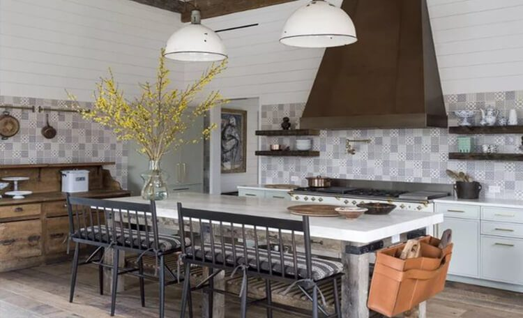 کابینت آشپزخانه سنتی