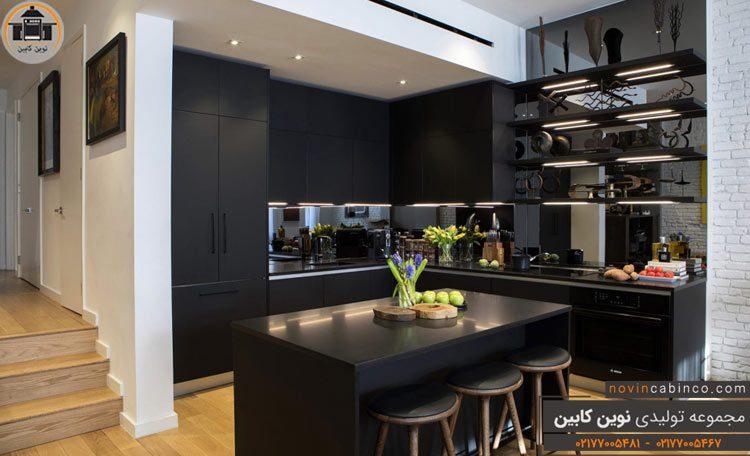آشپزخانه مدرن 10