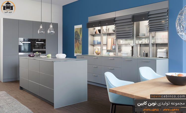 آشپزخانه مدرن 12