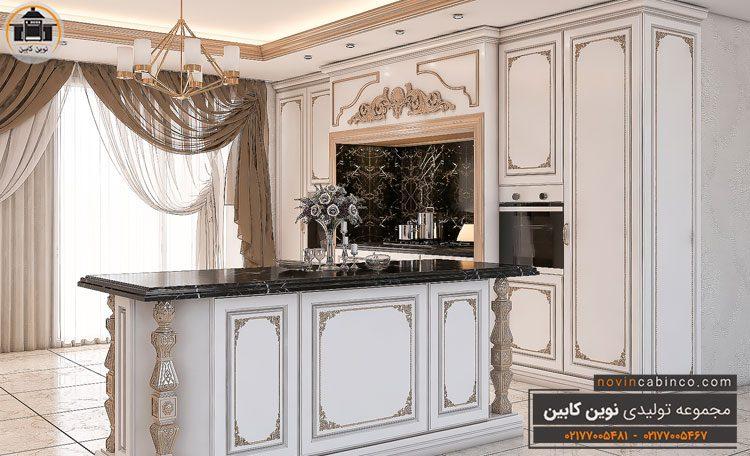 عکس طراحی کابینت آشپزخانه