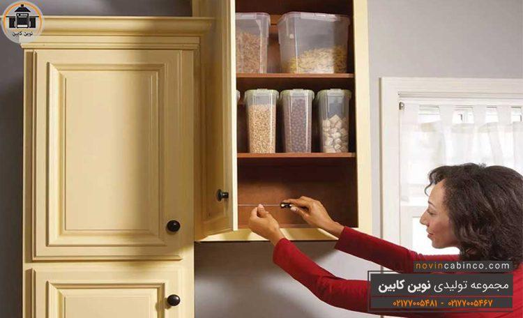 معایب کابینت آشپزخانه PVC